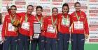 El atletismo aragonés en el europeo de campo a través