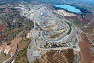 El circuito de velocidad de MotorLand tuvo el año pasado 277 días de ocupación.