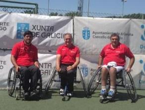 Campeonato España Tenis en silla de ruedas
