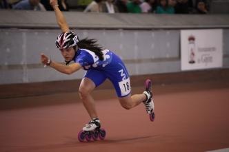 Una campeona en el Centro de Medicina del Deporte