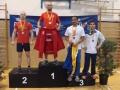 José Espinosa subcampeón de España de MMA amateur