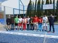 Campeones de Aragón Universitarios de Padel 2015
