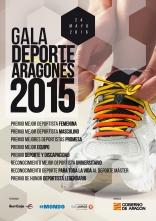XIX Gala Deporte Aragonés 2015