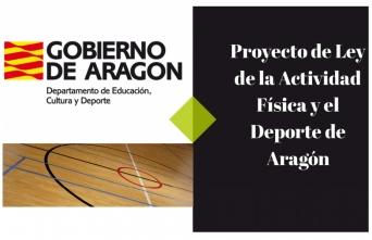 Aprobado el Proyecto de Ley de la Actividad Física y el Deporte de Aragón