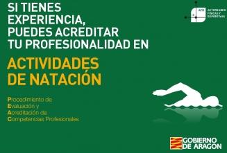 Proceso Cualificación Profesional de Actividades de Natación
