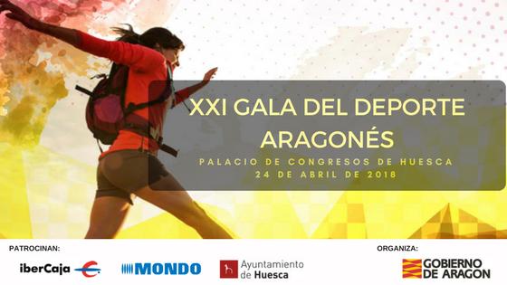 XXI Gala del Deporte Aragonés
