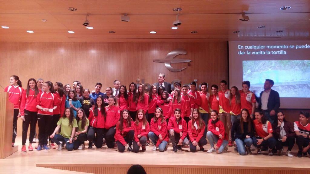 Equipos que participaran Campeonatos España Deporte Escolar´18