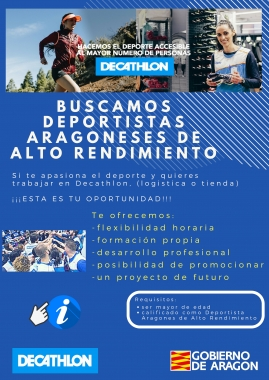 INSERCION LABORAL DECATHLON