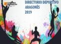Publicado Directorio del Deporte Aragonés 2019