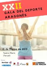XXII Gala del Deporte Aragonés