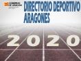 Publicado Directorio del Deporte Aragonés 2020