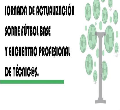 JORNADA ACTUALIZACIÓN FUTBOL BASE