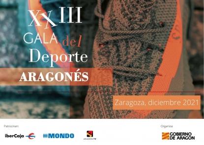 XXIII GALA DEL DEPORTE ARAGONÉS