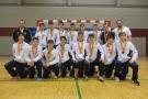 Aragón, oro en la Copa de España de Balonmano Juvenil