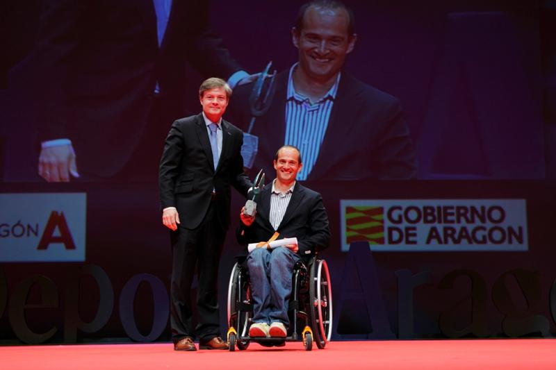 Premiados Gala Deporte 2012