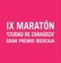 IX Maraton Ciudad de Zaragoza