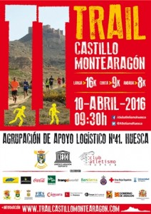 II Trail Castillo de Montearagón