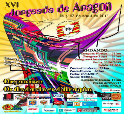 JORGEADA DE ARAGON